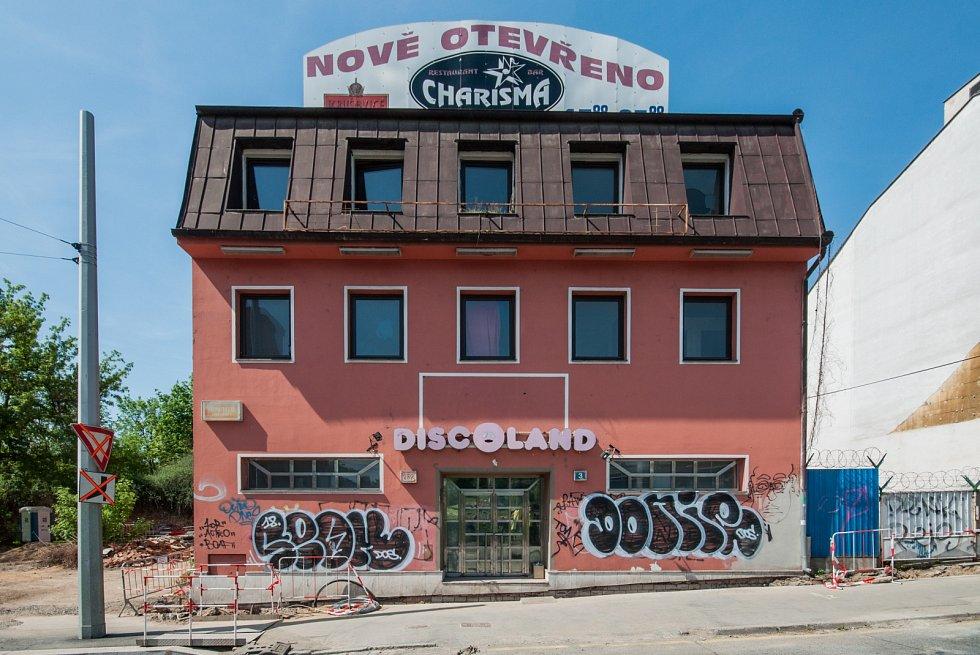 Budova Discolandu Sylvie