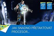Jak snadno přetaktovat procesor.
