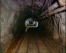 Unikátní podzemní zásobník plynu Háje u Příbrami