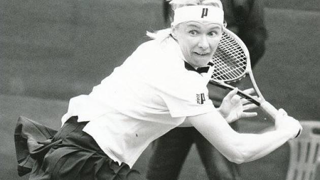 Obě tenistky se po nezdaru v pavouku dvouhry mohly koncentrovat na čtyřhru.