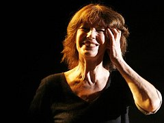 DOJATÁ. Jane Birkinová u nás koncertovala poprvé a neubránila se silnému dojetí.