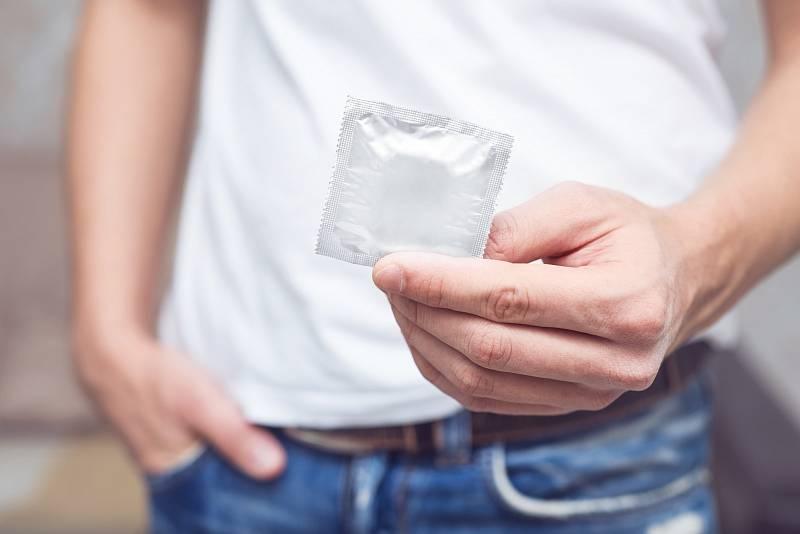 Kondom. Ilustrační snímek
