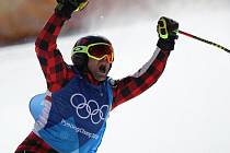 Kanaďan Leman vyhrál skikros