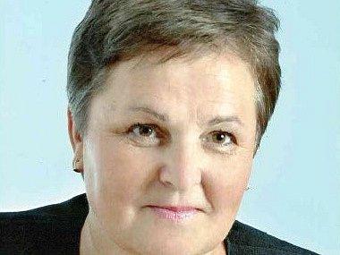 Marta Špalková.
