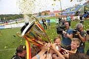 McDonald's Cup: vítěz 20. ročníku ZŠ Sever