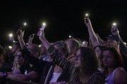 LUCIE na jediném koncertu roku 2017, na prvním ročníku Soundtracku Poděbrady.