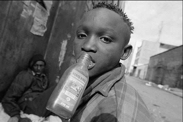 STREETKIDS OF KENYA. Tak nazval svoji kolekci snímků pardubický fotograf Tomáš Kroulík.