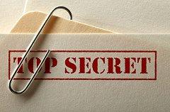 Označení přísně tajných dokumentů