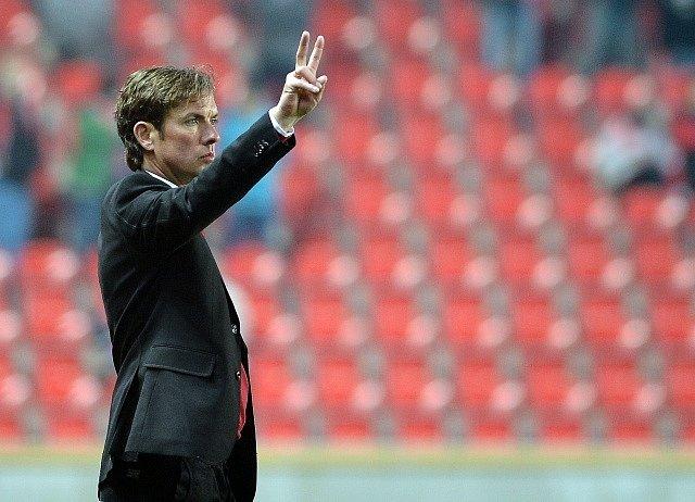 Slavia - Znojmo: Alex Pastoor.