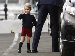 Princ George.