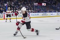 Hokejista Pavel Zacha