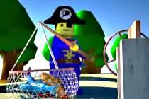 Česká pirátská strana se musí omluvit firmě Lego za to, že použila její figurky v předvolebním spotu. Loňské rozhodnutí dnes potvrdil pražský vrchní soud, který zamítl odvolání pirátů.