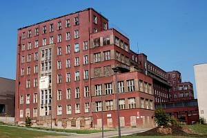Pavilon A ústecké nemocnice