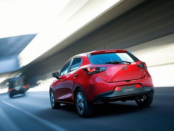 Mazda2.