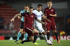 Evropská liga: Sparta - Inter Milán