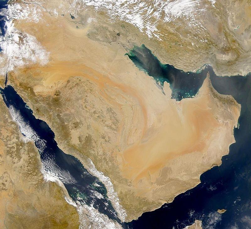 Arabský poloostrov
