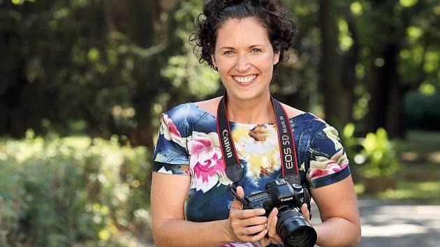 Kateřina Ševčíková vystudovala obor zubní technik, dnes je fotografkou.