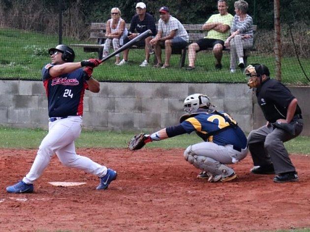 Baseball. Ilustrační foto.