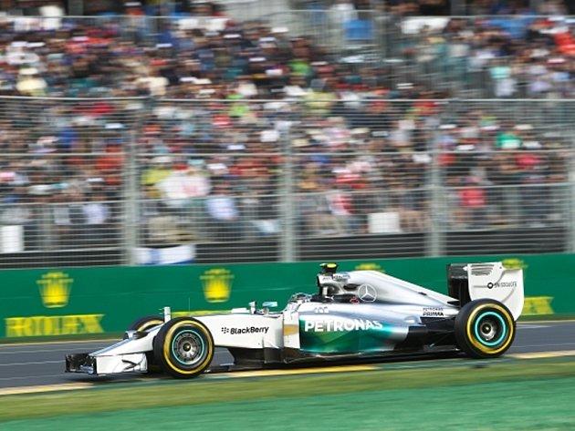 Nico Rosberg doufá, že v Malajsii naváže na triumf z Melbourne.