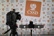 Logo ČSSD - ilustrační foto