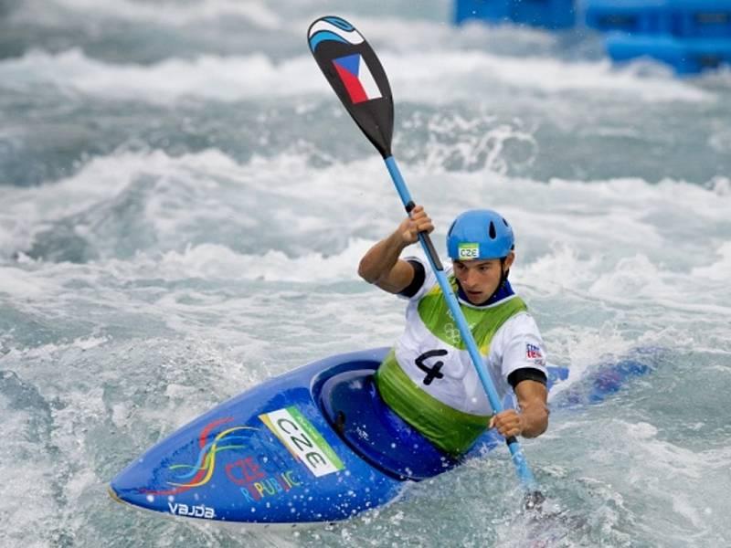 Jiří Prskavec na olympiských hrách v Riu.