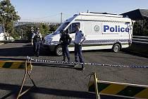 Australská policie. Ilustrační foto