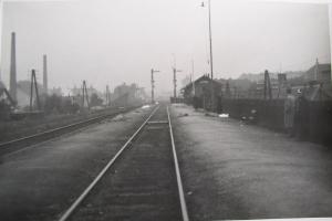 Nádraží v Židenicích v roce 1941
