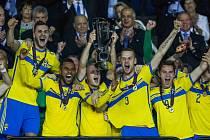 Mistrovství Evropy hráčů do 21 let ovládli fotbalisté Švédska.