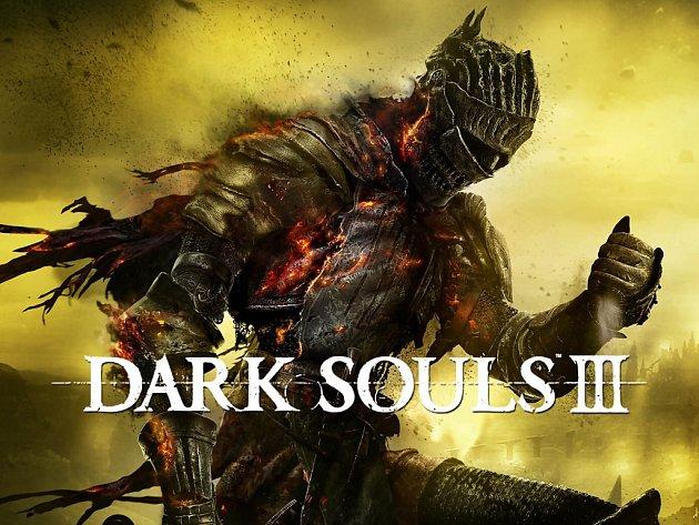 Počítačová hra Dark Souls 3.