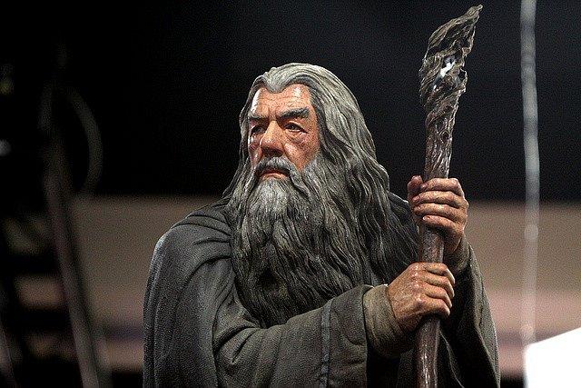 Petr Pelzer daboval hlas Gandalfa z trilogie Pán Prstenů