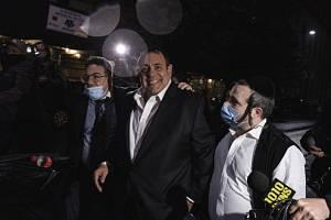 Heschy Tischler je newyorkský ortodoxní Žid, kandidát do městské rady Brooklynu a hlavní tvář protestů proti nošení roušek