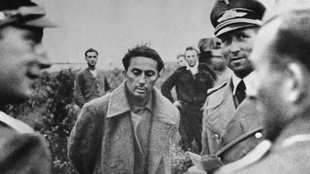 Syn sovětského diktátora Josifa Stalina Jakov Džugašvili