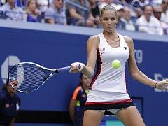 Karolína Plíšková statečně bojovala ve finále US Open 2016