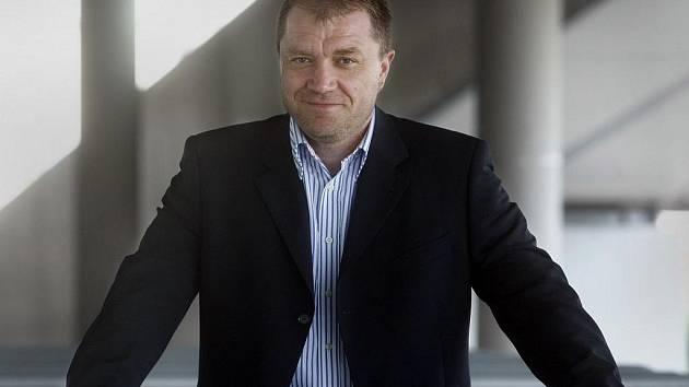 Výkonný ředitel Asociace provozovatelů kurzového sázení Marek Herman