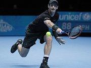 Finále Turnaje mistrů: Andy Murray vs. Novak Djokovič