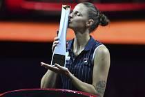 Karolína Plíšková získala ve Stuttgartu jubilejní desátý titul