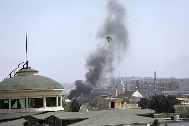 Situace v afghánské metropoli Kábulu