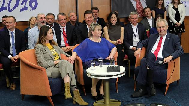 Volba prezidenta 2018 (2. kolo) - online reportáž