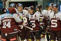 Šesté semifinále: Plzeň - Sparta a euforie na straně hostů