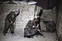 Kurdské milice v akci