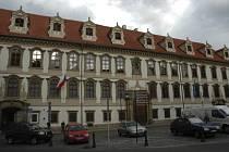 Valdštejnský palác, sídlo Senátu