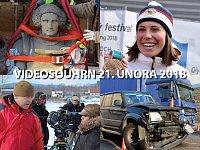 Videosouhrn Deníku – středa 21. února 2018
