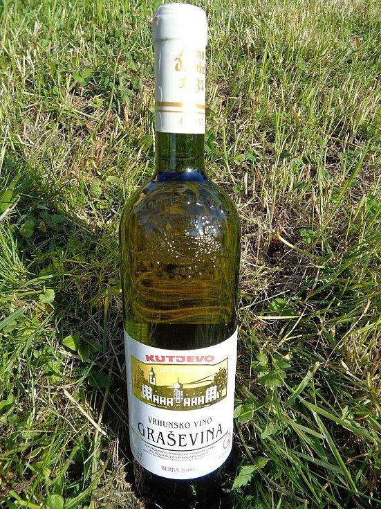 Slavonské víno