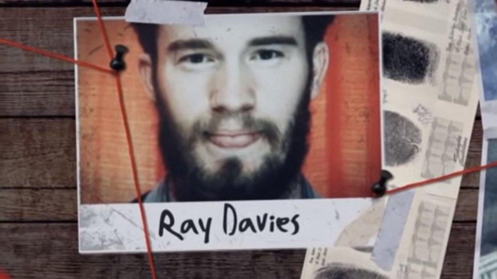 Ray Davis byl zavražděn v prosinci 1995
