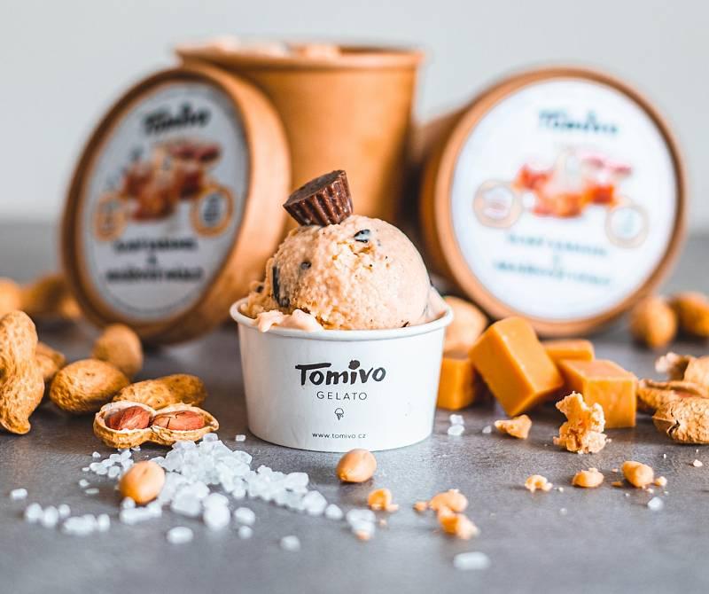 Zmrzlina Tomivo