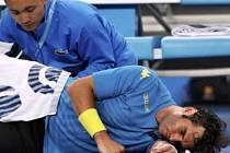 Zraněný Malika Džazírí