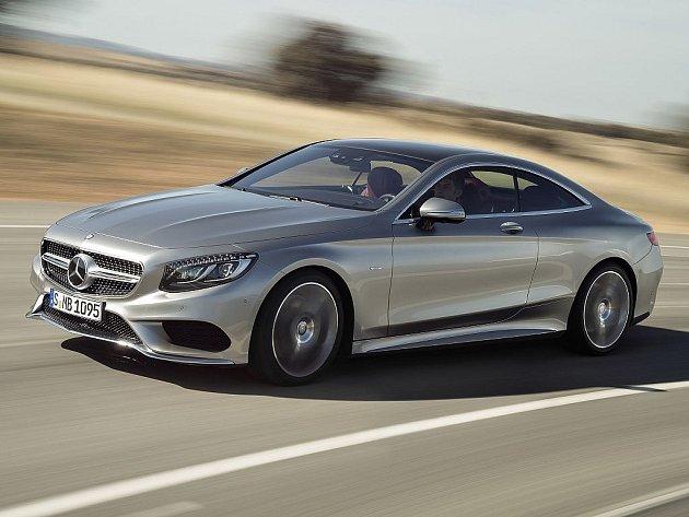Mercedes-Benz S Coupé.