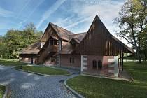 Švýcárna Slatiňany - muzeum starokladrubského koně.