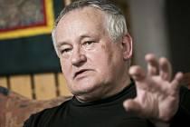 Český religionista a teolog Ivan Odilo Štampach.
