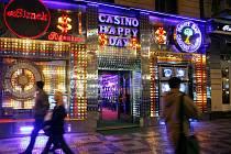 Kasino na Václavském náměstí. Ilustrační foto